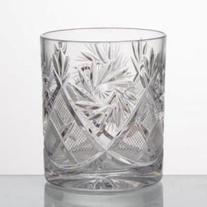 Kristāla viskija glāzes 330ml, 6gb.