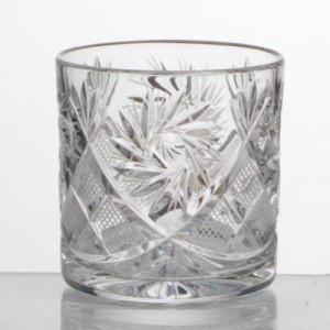 Kristāla viskija glāze 150ml, 6gab.