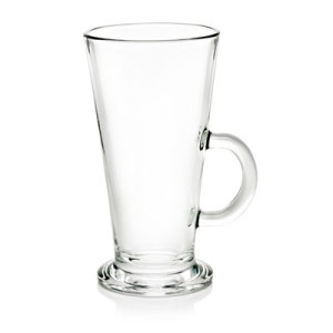 Stikla krūze kafijai Latte 280ml
