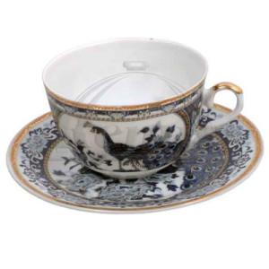 Tējas krūze ar apakštasīte 170ml