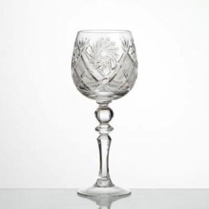 Kristāla vīna glāzes 230ml, 6gb.