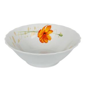 "Salātu bļoda ""Ziedi"" 17.5cm"