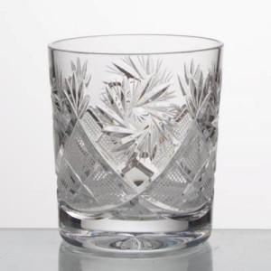 Kristāla viskija glāzes 250ml, 6gb.