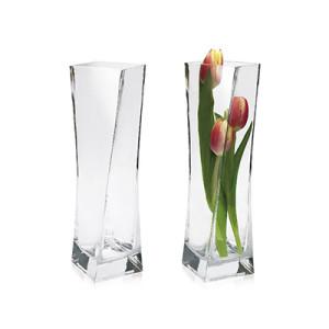 Stikla vāze FASHION 25cm