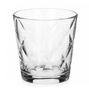 Stikla glāzes 240ml, 1gab.