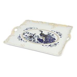 Porcelāna paplāte 30x22.5cm