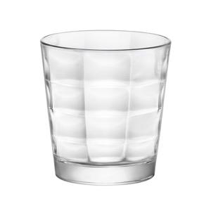 """Stikla glāze 240ml, """"CUBE"""""""