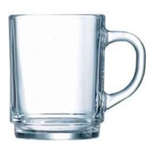 Stikla krūze 250ml Clear