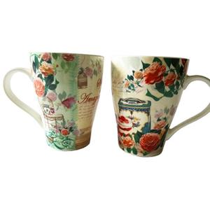 Porcelāna krūze 355ml Vintage