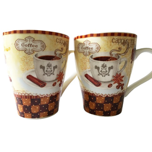 Porcelāna krūze 355ml Coffee
