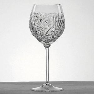Kristāla vīna glāzes 300ml, 6gb.